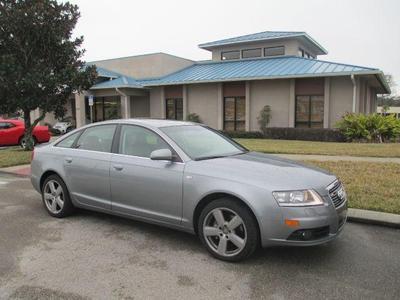 Used 2008 Audi A6 3.2 quattro