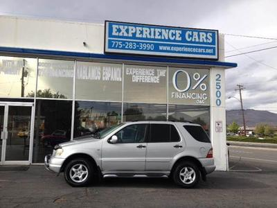 Used 2000 Mercedes-Benz ML320 4MATIC