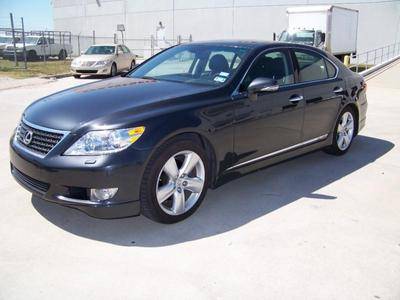 Used 2011 Lexus LS 460 Base