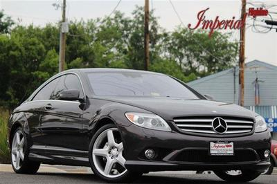 Used 2010 Mercedes-Benz CL550 4MATIC