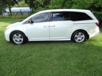 Used 2013 Honda Odyssey Touring Elite