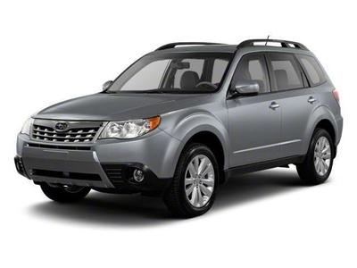 Used 2010 Subaru Forester 2.5 X Limited