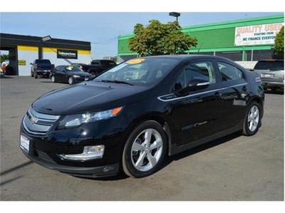 Used 2013 Chevrolet Volt Base