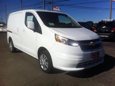 New 2015 Chevrolet City Express 1LS