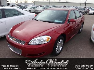 Used 2015 Chevrolet Impala Limited LT