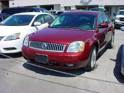 Used 2005 Mercury Montego Premier