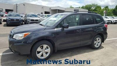 New 2015 Subaru Forester 2.5i Premium