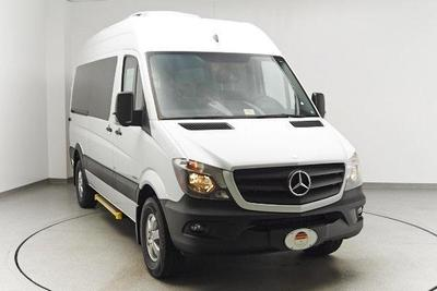 New 2015 Mercedes-Benz Sprinter 2500 144 WB