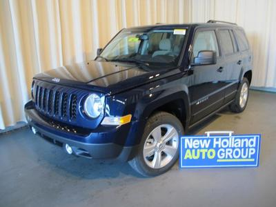 New 2013 Jeep Patriot Latitude