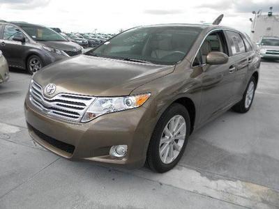 New 2011 Toyota Venza Base