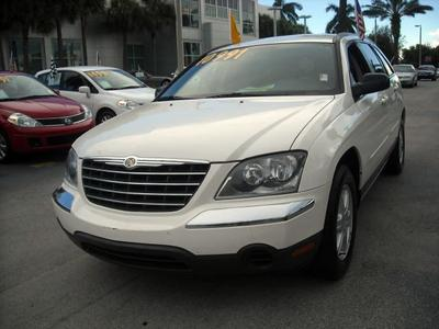 Used 2005 Chrysler Pacifica Touring