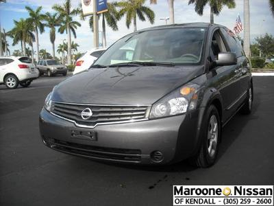 Used 2008 Nissan Quest 3.5