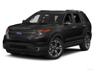 New 2014 Ford Explorer Sport