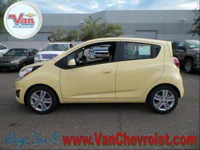 New 2014 Chevrolet Spark LS