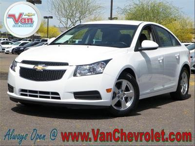 Used 2013 Chevrolet Cruze 1LT