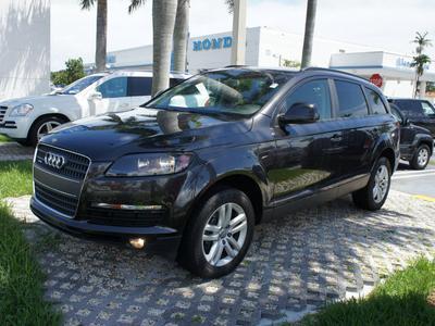 Used 2009 Audi Q7 3.6