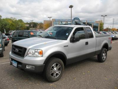 Used 2005 Ford F150 SuperCab