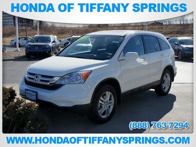 New 2011 Honda CR-V