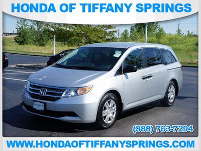 New 2011 Honda Odyssey LX