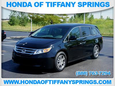 New 2011 Honda Odyssey EX-L