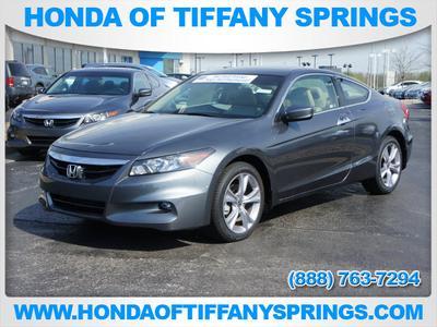 New 2012 Honda Accord EX-L