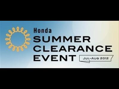 New 2012 Honda Odyssey