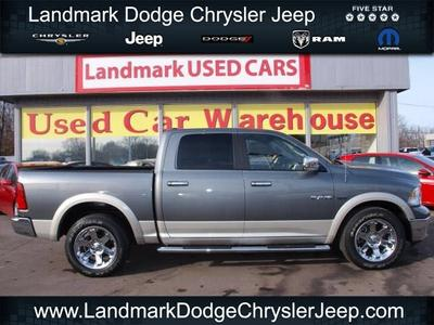 Used 2010 Dodge Ram 1500 Laramie