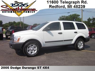 Used 2005 Dodge Durango ST