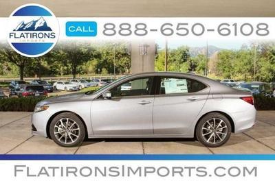 New 2015 Acura TLX V6 Advance