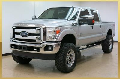 Used 2012 Ford F250 Lariat