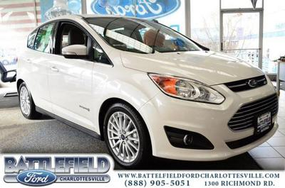 New 2013 Ford C-Max Hybrid SEL