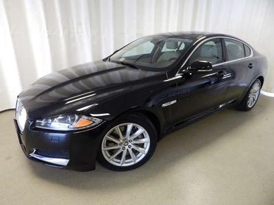 Used 2012 Jaguar XF Base