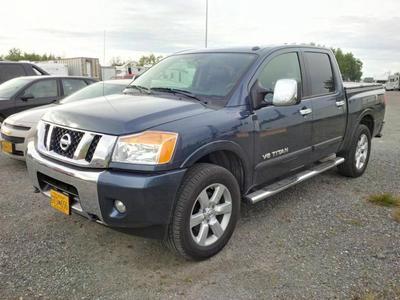 Used 2014 Nissan Titan SL