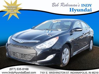 New 2011 Hyundai Sonata Hybrid Base