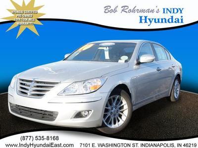Used 2010 Hyundai Genesis 3.8