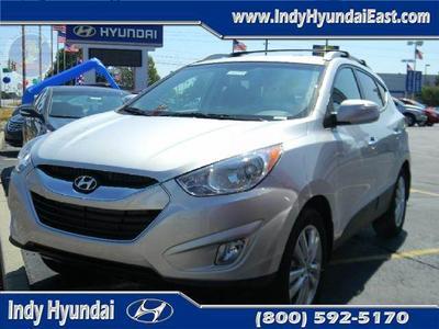 New 2013 Hyundai Tucson Limited