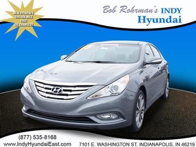 New 2013 Hyundai Sonata