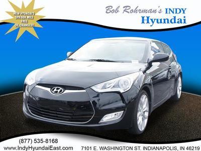 New 2013 Hyundai Veloster