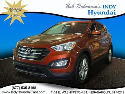 New 2013 Hyundai Santa Fe Sport 2.0T