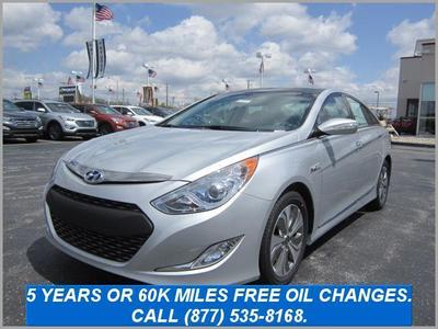 New 2013 Hyundai Sonata Hybrid Limited