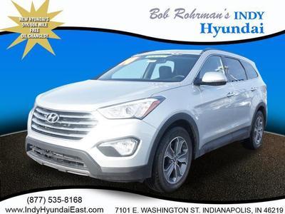 New 2013 Hyundai Santa Fe GLS