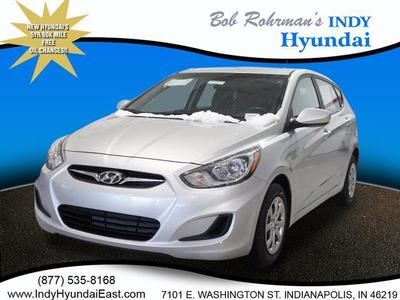 New 2013 Hyundai Accent
