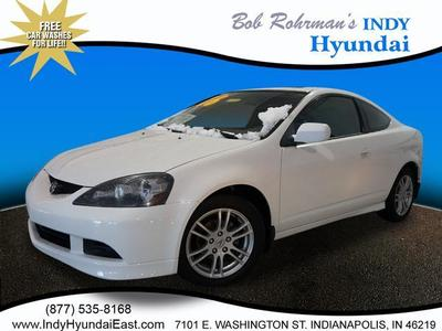 Used 2006 Acura RSX