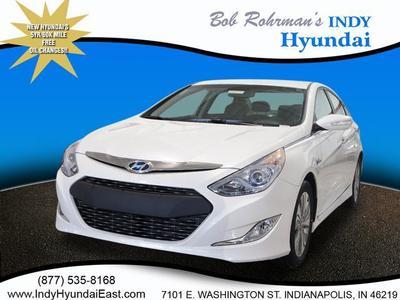New 2013 Hyundai Sonata Hybrid