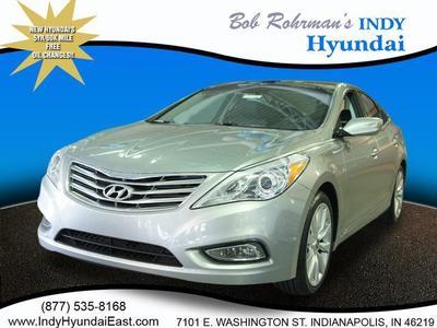 New 2013 Hyundai Azera Base