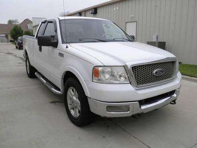 Used 2004 Ford F-150 Lariat SuperCab