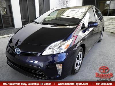 New 2013 Toyota Prius Three