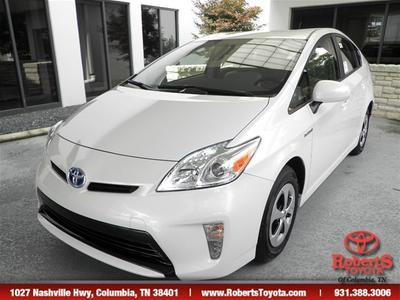 New 2013 Toyota Prius Two