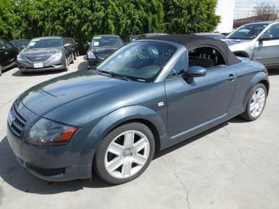 Used 2005 Audi TT 1.8L