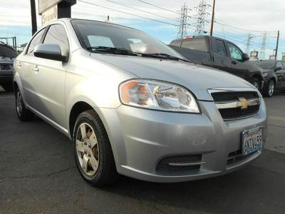 Used 2011 Chevrolet Aveo LS